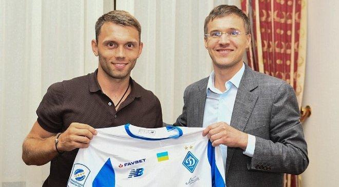 Караваєв після переходу в Динамо зізнався, що його найбільше вразило у київському клубі
