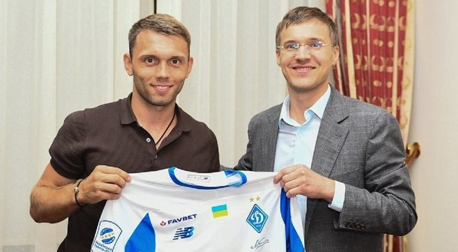 Караваев после перехода в Динамо признался, что его больше всего поразило в киевском клубе