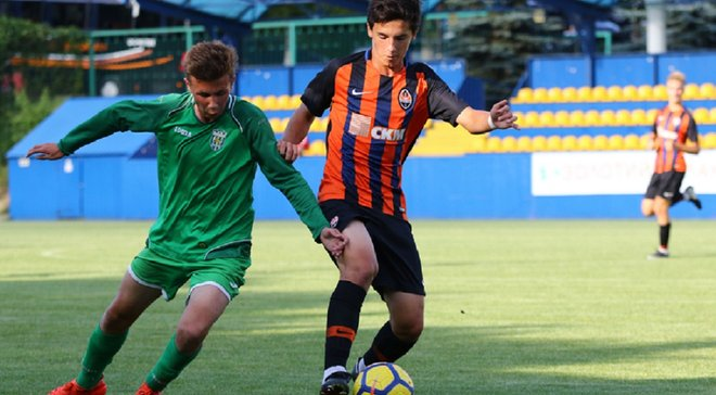 Карпати програли Шахтарю у драматичному фіналі чемпіонату України U-15