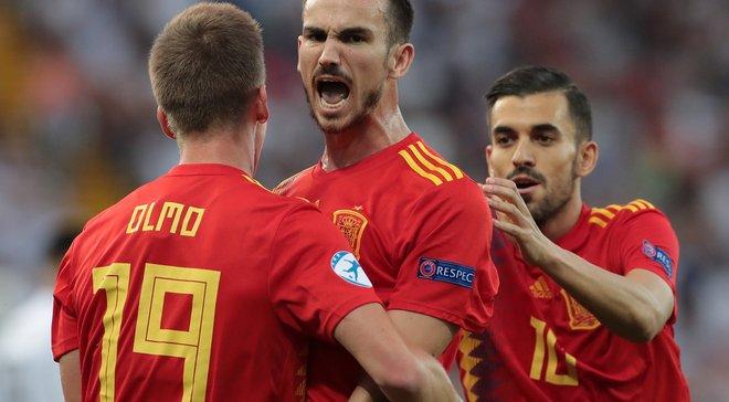 """Испания выиграла Евро-2019 U-21 – беспомощная Германия, рекорды """"Ла рохиты"""", шедевры Руиса и Амири"""