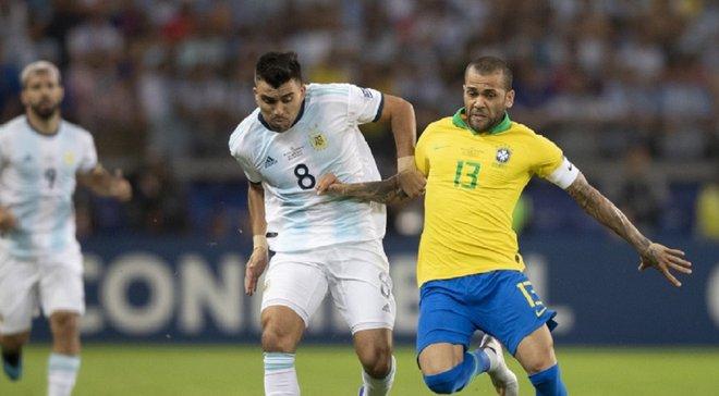 Бразилія – Аргентина – 2:0 – відео голів та огляд матчу