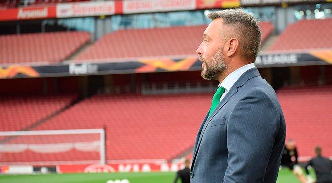 Ворскла призначила нового спортивного директора – раніше він працював у Шахтарі