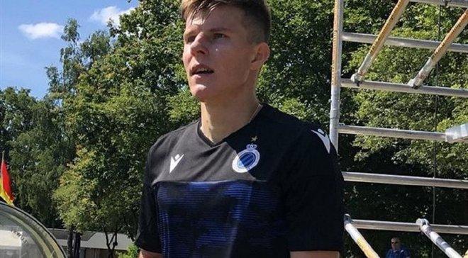 Соболь відзначився асистом у першому матчі за Брюгге, однак команда зазнала нищівної поразки