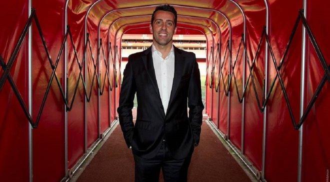 Эду стал техническим директором Арсенала – он становился чемпионом вместе с Лужным