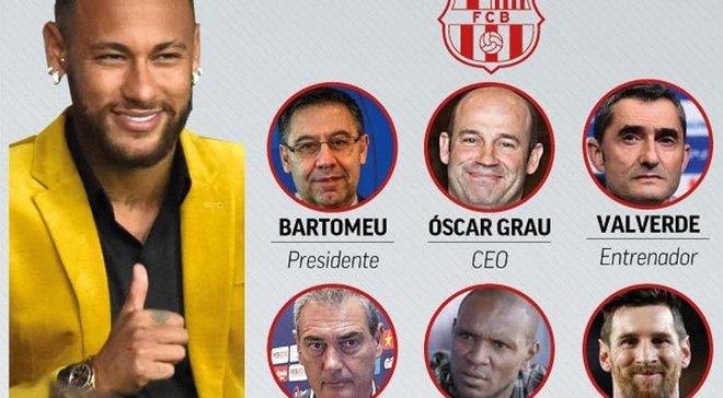 """75-річний дідусь, Мессі, Леонардо та цілий Катар: 14 """"акторів"""", від яких залежить трансфер Неймара в Барселону"""
