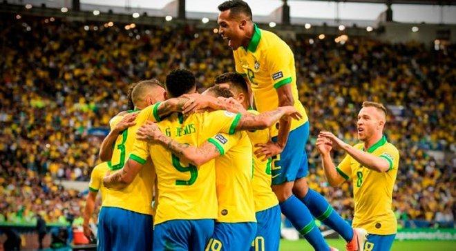 Символічна збірна Копа Амеріка-2019: в команду потрапили 5 представників Бразилії, а Мессі поза списком