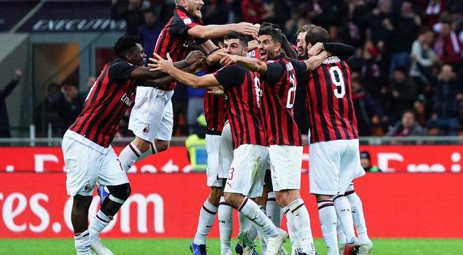 Мілан презентував третій комплект форми на сезон 2019/20