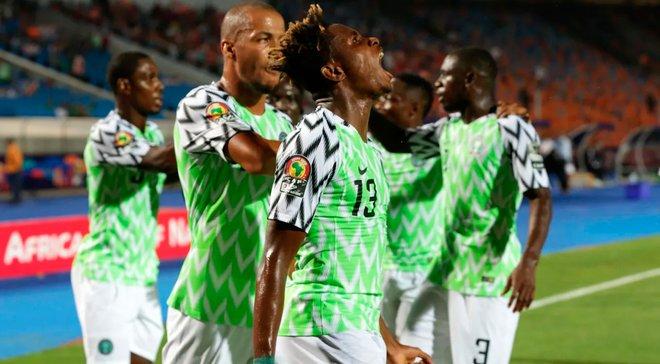 """КАН-2019 Нігерія – ПАР: прохід """"суперорлів"""" у півфінал на класі, слабкість """"бафана-бафана"""" та неймовірний Ндіді"""