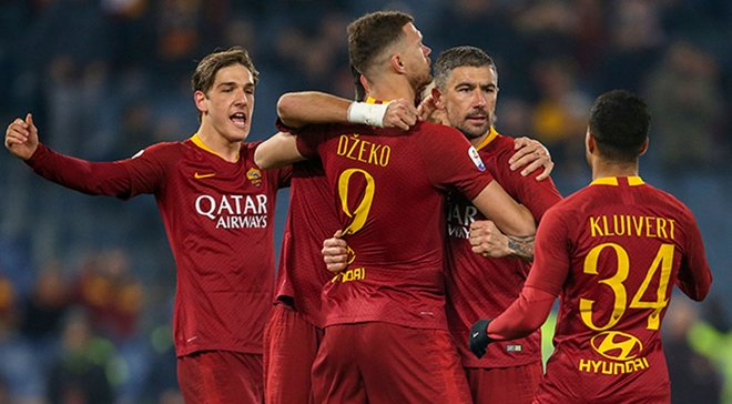 """Рома презентувала """"блискавичну"""" форму на наступний сезон"""