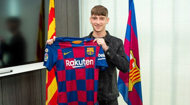 Барселона подписала молодого форварда Вест Бромвича за смешную сумму
