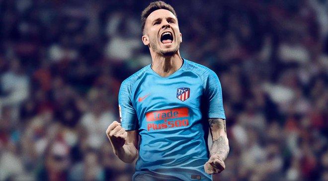 Атлетіко визначився з виїзною формою на сезон 2019/20