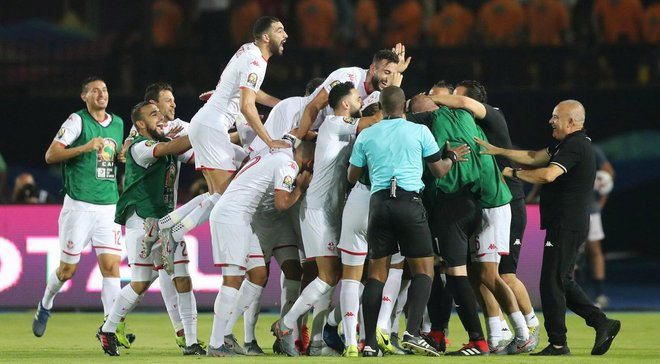 Тунис разгромил Мадагаскар и стал последним полуфиналистом КАН-2019