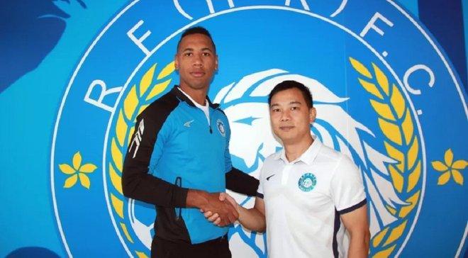 Экс-игрок сборной Украины U-21 Эммерсон будет выступать в чемпионате Гонконга
