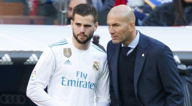 Начо відмовляється покидати Реал попри інтерес з боку європейських грандів