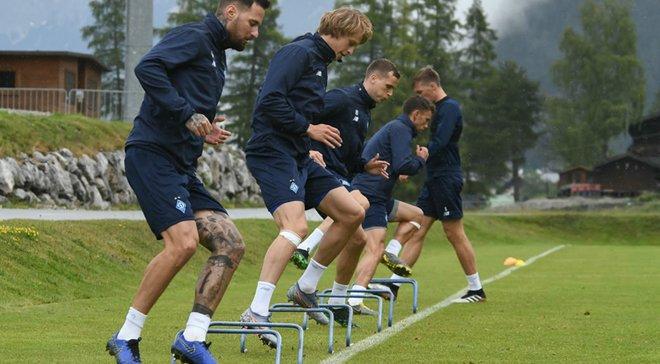 Динамо отменило спарринг со Швацем