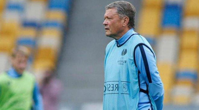 Маркевич оцінив потенціал гравців збірної України U-20 у національній команді