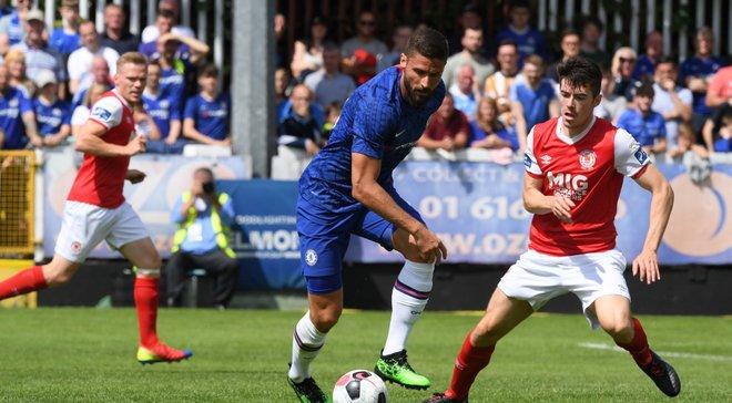 Челсі здобув першу перемогу під керівництвом Лемпарда – відео голів поєдинку проти Сент-Патрікса – 4:0