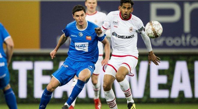 Яремчук оформив дубль у контрольному матчі Гента – 5-й гол українця ще до старту сезону