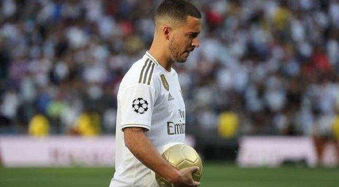 Азар из-за своего хобби может играть в Реале под необычным номером
