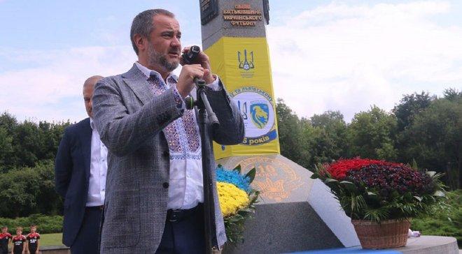 Павелко: Неприступністю Арени Львівпишається вся Україна