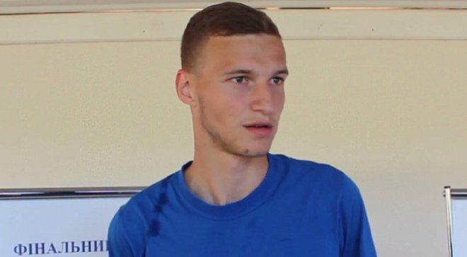 Лучший бомбардир молодежной команды Динамо не подошел Десне
