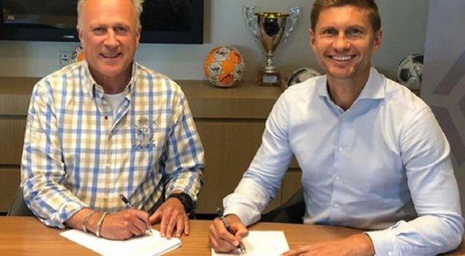 Левченко стал президентом профсоюза футболистов Нидерландов