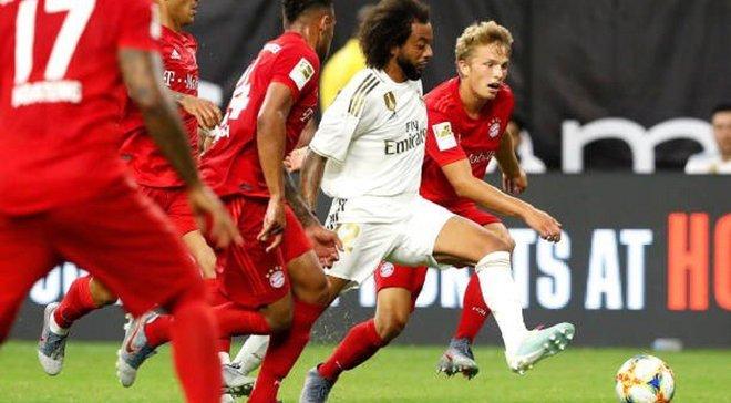 Баварія – Реал – 3:1 – відео голів та огляд матчу