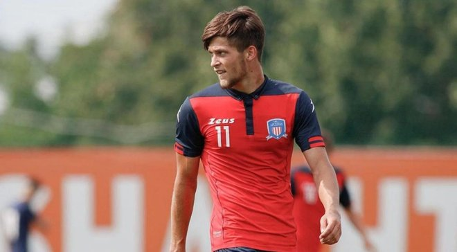 Форвард Динамо Сухоручко може перейти в Слован Ліберец