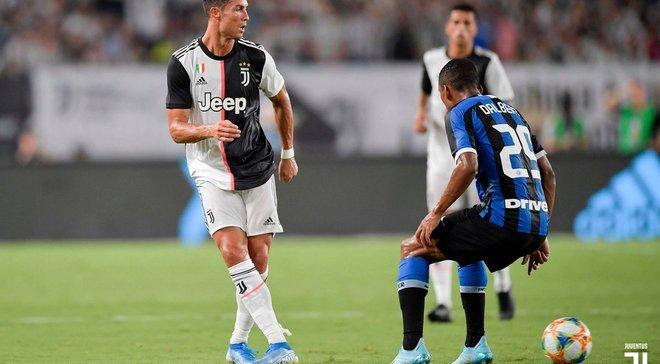 Очередной гол Роналду, провал Де Лигта и феерия Буффона в видеообзоре матча Ювентус – Интер – 1:1 (пен. – 4:3)