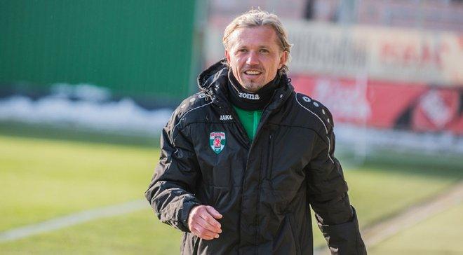 40-річний хавбек Оболоні-Бровар Корнєв поділився амбітними планами на наступний сезон