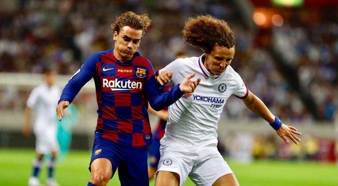 Барселона – Челси: Гризманн готов сиять, де Йонг безупречен, а замена Азара и новые Лэмпард с Хави блестящие