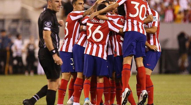 Галактическое избиение Реала Диего Костой и Фелишем в видеообзоре матча с Атлетико