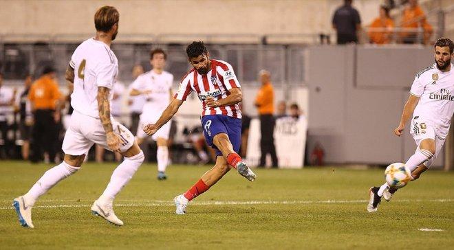 Атлетіко знищив Реал у надрезультативному матчі Міжнародного кубка чемпіонів