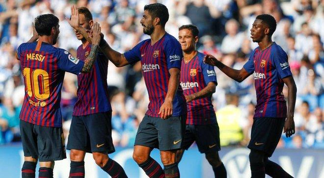 Барселона встановила рекорд за доходами у сезоні 2018/19 – каталонці заробили трохи менше мільярда євро