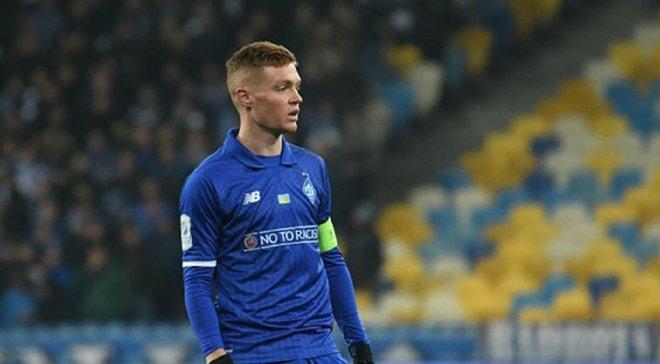 Хацкевич рассказал, когда Цыганков сможет вернуться на поле после повреждения