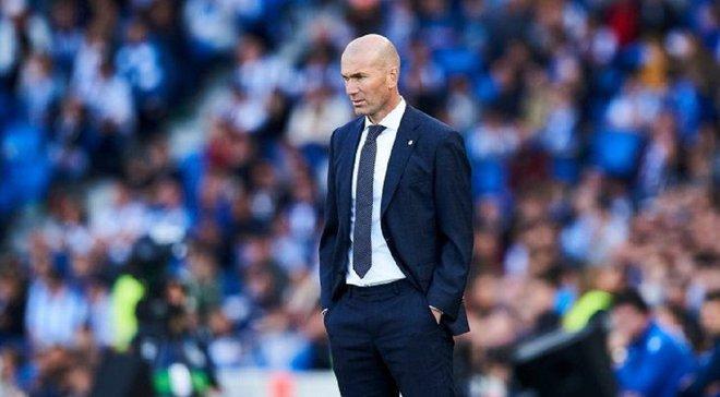 """""""Поразка мене не хвилює"""", – Зідан прокоментував провал Реала у матчі з Атлетіко"""