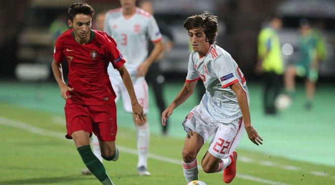 Іспанія перемогла Португалію та стала чемпіоном Європи-2019 U-19
