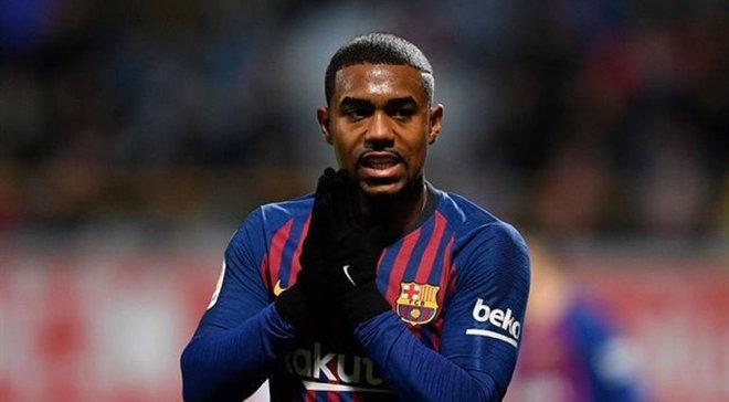 Барселона готова продати Малкома в Зеніт