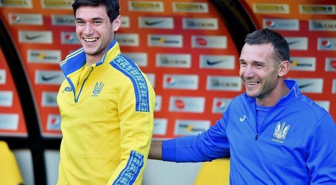 Яремчук назвав найкращого футболіста, з яким йому доводилось грати