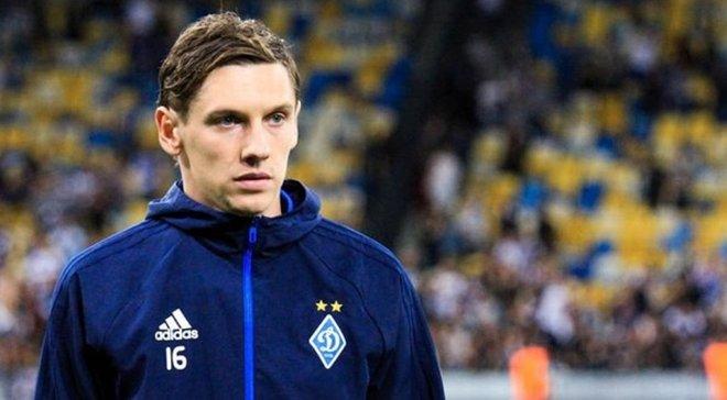 Гармаш зрівнявся з легендами Динамо за кількістю проведених сезонів в київському клубі