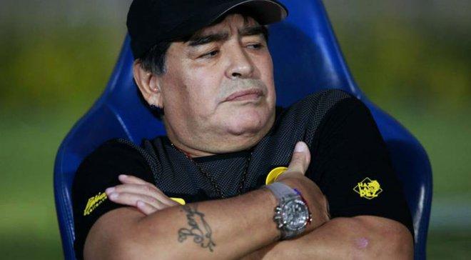 """Гулял, будто мне было 15 лет"", – Марадона опубликовал видео после операции"