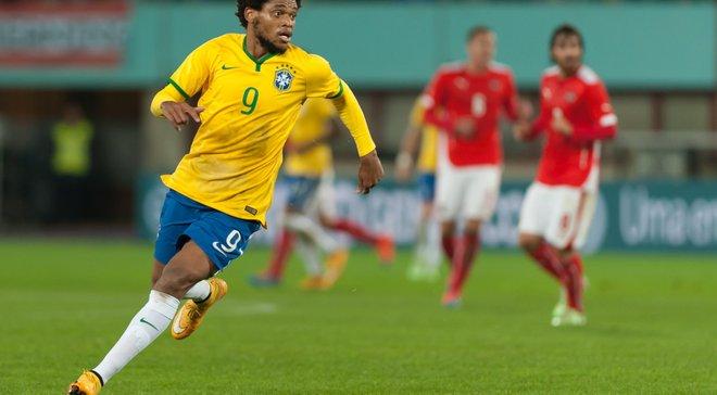 Луис Адриано официально стал игроком Палмейраса