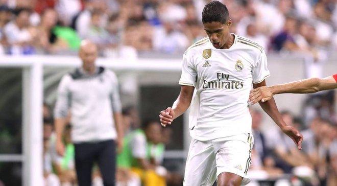 Варан закликав вболівальників Реала зберігати спокій – мадридці не виграли жодного матчу у це міжсезоння