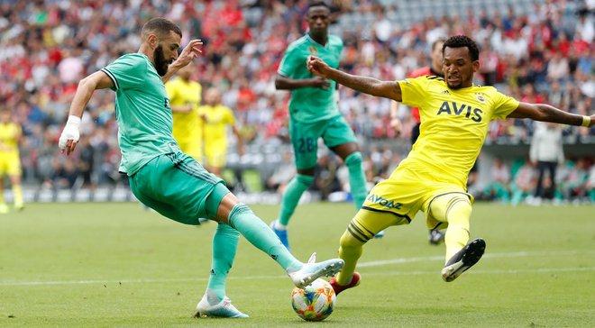 Реал – Фенербахче: Лунин допустил ошибку, очередной провал защиты мадридцев, Бензема решил все проблемы
