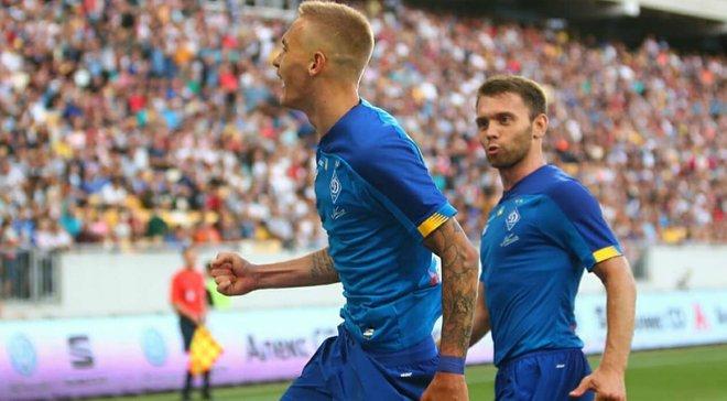 Динамо вперше в історії розгромило Львів та продовжило рекордну серію