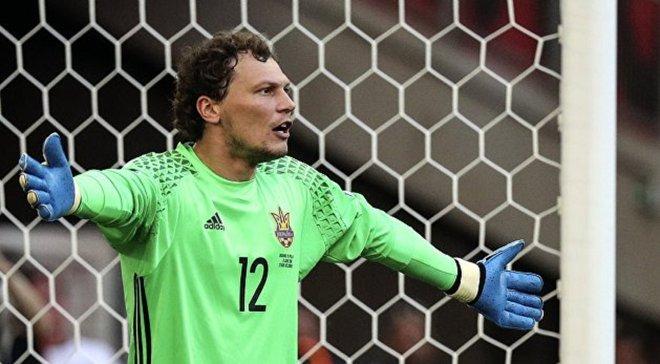 Пятов обійшов Роналду в рейтингу гравців європейських збірних – у списку ще 2 українці