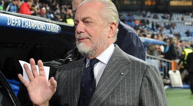 """""""Кулібалі коштує 250 млн євро"""", – Де Лаурентіс звинуватив клуби АПЛ у розхитуванні трансферного ринку"""