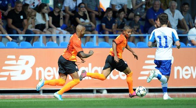 Шахтар U-21 на останніх хвилинах здійснив камбек проти дубля Динамо
