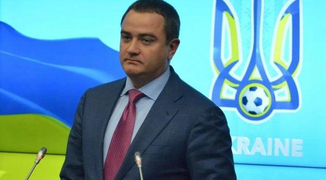 Павелко: Наш долг перед болельщиками в Днепре, чтобы они увидели сборную Украины