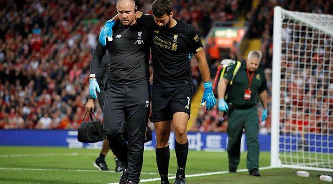 Аліссон травмувався у матчі проти Норвіча – Адріан дебютував за Ліверпуль